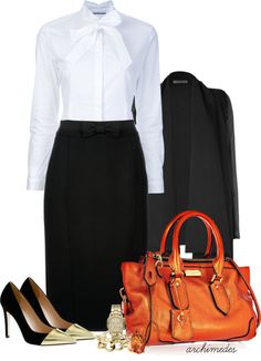 """""""Burberry At The Office"""" by archimedes16 on Polyvore"""