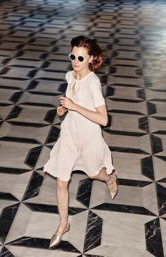 O Rosa quartzo é uma clara tendência desta estação! #Tendências #Moda #Primavera #ElCorteInglés #JáéPrimavera