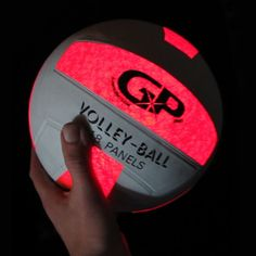 Light Up LED Volleyball