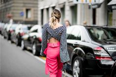 Milona Moda Haftası: Sokak Stili - Milona Moda Haftası: Sokak Stili