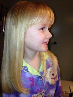 Astounding Kid Wavy Layers And Long Hair Girls On Pinterest Short Hairstyles For Black Women Fulllsitofus