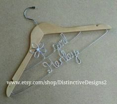 Hey, I found this really awesome Etsy listing at https://www.etsy.com/listing/237020793/flower-girl-dress-hanger-childs-hanger