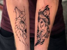Breathtaking Wolf Tattoos - Mother Son Tattoos - Mother Tattoos - MomCanvas Tiny Connected Heart Tattoo - Mother Son Tattoos - Mother Tattoos - MomCanvas<br> Here comes a breathtaking tattoo for people are not at all interested in getting anything…