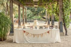 An elegant & rustic Holman Ranch wedding by Carlie Statsky - Wedding Party