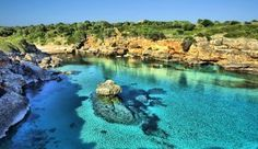 Hotel Porto Cristo, simple and sweet hotel in Mallorca, Spain Menorca, Places To Travel, Places To See, Balearic Islands, Paradis, Beautiful Places To Visit, Spain Travel, Beautiful Islands, Travel Around The World