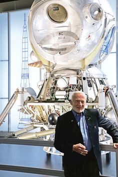 https://flic.kr/p/GFcACo | Buzz Aldrin (Apollo 11 astronaut) photographed before the LK-3 (Soviet Moon Lander), London 2015 | Buzz Aldrin visits the Science Museum's Cosmonauts exhibition. September 2015 Buzz Aldrin visits Cosmonauts exhibition INFO: blog.sciencemuseum.org.uk/buzz-aldrin-visits-cosmonauts-e...