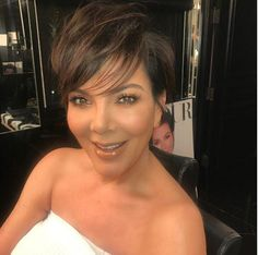 KRIS Jenner has stunned fans with her unbelievably youthful complexion. The Keeping Up with the Kardashians matriarch took to Instagram on Saturday to share a snap from her latest photoshoot. Smili…