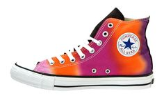 #Converse - Tie Dye Collection