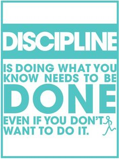 21 Days to a More Disciplined Life: Discipline is a Choice