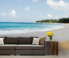 Kauai Beach Mural - The Hawaiian Home