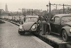 VW typ 11A exportados a Holanda por Ben Pon