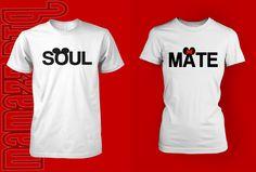MICKEY & MINNIE, soul mate $38.00