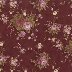 Moda Farbrics Plum Sweet by Backbird Designs