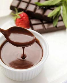 Sosuri pentru deserturi - Desert De Casa - Maria Popa Sweets, Food, Candies, Gummi Candy, Candy, Essen, Goodies, Meals, Yemek