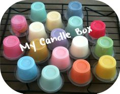 Scented Wax Melts/Tarts