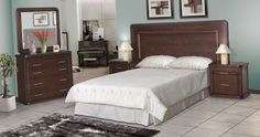 House and home bedroom furniture