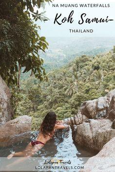 Na Muang Waterfalls – Two Of The Best Koh Samui Waterfalls – Travel Destinations Ko Samui, Koh Samui Thailand, Phuket, Pattaya Thailand, Koh Phangan, Bangkok, Thailand Travel Guide, Asia Travel, Backpacking Thailand