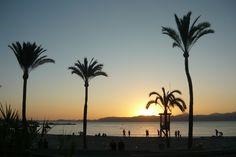 Sunset in Mallorca