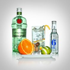 Tanqueray GinTonic