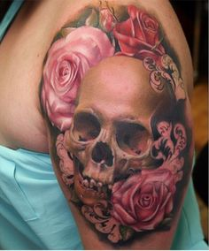 Bury Me With Roses piece by Ryan Mullins