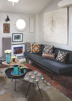 Un appartement qui mixe les styles à Paris