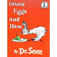 Dr Seuss Green Eggs and Ham by Dr Suess | eBeanstalk