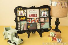 This ornate-shaped tray takes papercrafting to a whole new level...click for instructions!