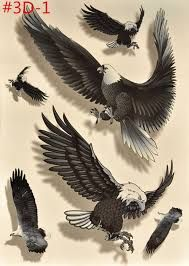 ripped skin eagle and flying eagle tattoo designs tattoo pinterest eagle tattoos tattoo. Black Bedroom Furniture Sets. Home Design Ideas