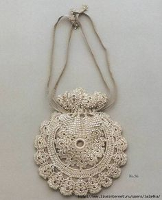 Exquisite Mini Handbag, Free pattern