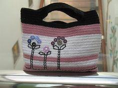 easy crochet handbag