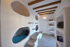 Δρυός - Νότια Πάρος - Παραθαλάσσια πολυτελής παραδοσιακή κατοικία