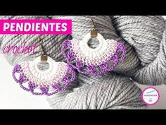 Easy And Fast Crochet Earrings – Crochet Ideas