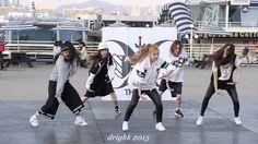 150516 디아크TheArk Dance Perform - CALL ME BABY (of EXO) [거리공연 한강여의도] by d...