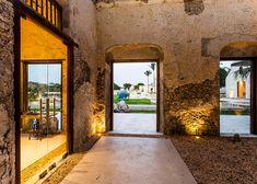 Alicante Cuero Y Pulsera De Acero Inoxidable por Jos Von Arx