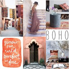 Moodboard | Boho by Pure Style interieur l styling