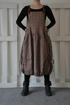 Adore and must make -- maybe from baby wale corduroy or some great tweedy stuff.