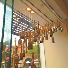 1000 и 1 способ использовать старые кисти - Ярмарка Мастеров - ручная работа, handmade