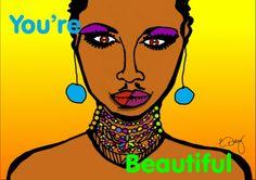 Modern Art – You're Beautiful…