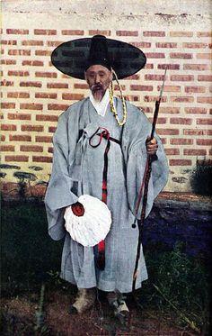 Notes on European history # European history fac … Korean Photo, Korean Art, Korean Hanbok, Korean Dress, Korean Traditional, Traditional Outfits, Old Pictures, Old Photos, Mysterio Spiderman