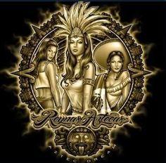 reynas aztecas