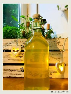 sirop de soc White Wine, Pickles, Zen, Diy And Crafts, Alcoholic Drinks, Homemade, Bottle, Cooking, Glass