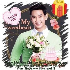 nice [Fan Post] Kim Soo Hyun Happy Birthday
