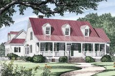 House Plan 137-169  mirror image This is a lot like existing house with abt. 500 extra sq. ft.Build in REVERSE and with basement