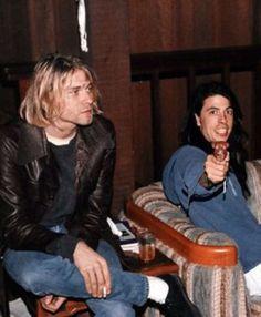 Dave and Kurt