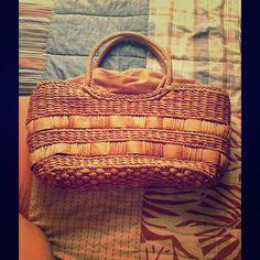 "Selling this ""Picnic Tote"" in my Poshmark closet! My username is: juneliam2. #shopmycloset #poshmark #fashion #shopping #style #forsale #Handbags"
