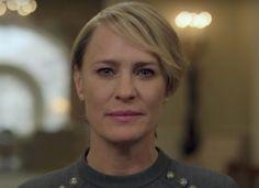 House of Cards: 5ª temporada destaca perspicácia de Claire Underwood - http://popseries.com.br/2017/06/07/house-of-cards-5-temporada-critica/