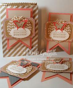 cute bag, but cld also make matching card fm Banner framelits