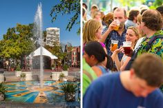 The Philly Beer Week Beer Garden To Take Place At Headhouse Square This Year, June 3-7, With Brews, Bites, Bocce And More