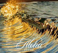 Aloha Friday, Waves, Sea, Outdoor, Outdoors, The Ocean, Ocean Waves, Ocean, Outdoor Games