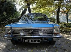 1965 1967 opel diplomat v8 coup ultra rare only 300 ever made by karmann strangely it never. Black Bedroom Furniture Sets. Home Design Ideas